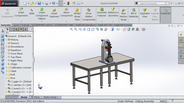 طراحی دستگاه اندازه گیری شاتن قطار